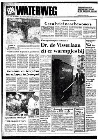 Rotterdamsch Nieuwsblad / Schiedamsche Courant / Rotterdams Dagblad / Waterweg / Algemeen Dagblad 1987-12-08