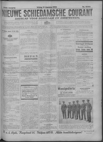 Nieuwe Schiedamsche Courant 1929-08-16