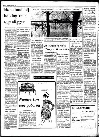 Rotterdamsch Parool / De Schiedammer 1966-12-05