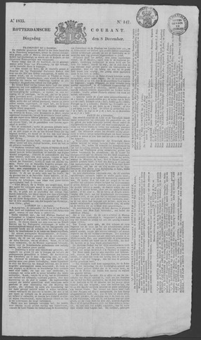Rotterdamse Courant 1835-12-08