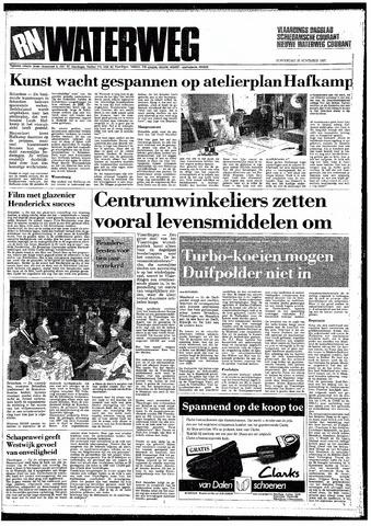 Rotterdamsch Nieuwsblad / Schiedamsche Courant / Rotterdams Dagblad / Waterweg / Algemeen Dagblad 1987-11-26