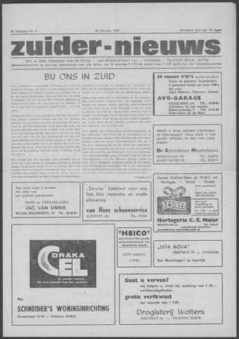 Zuider Nieuws 1967-02-23