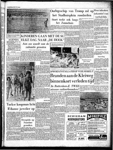 Rotterdamsch Parool / De Schiedammer 1962-07-25