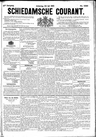 Schiedamsche Courant 1910-07-23
