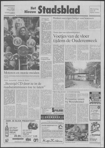 Het Nieuwe Stadsblad 1992-10-07