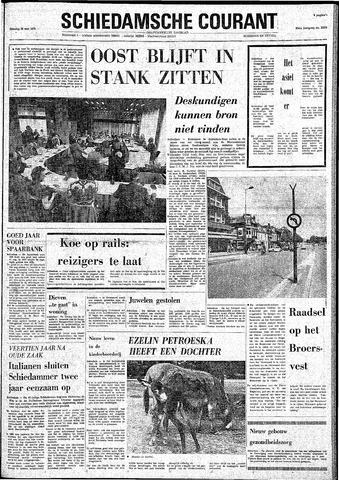 Rotterdamsch Nieuwsblad / Schiedamsche Courant / Rotterdams Dagblad / Waterweg / Algemeen Dagblad 1974-05-28