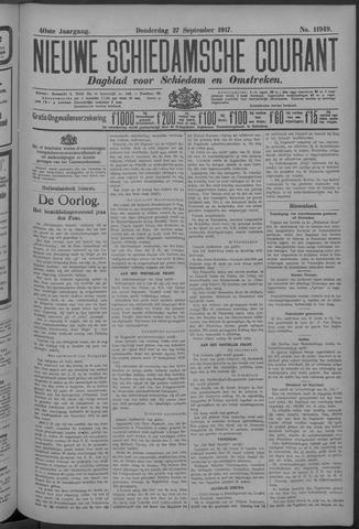 Nieuwe Schiedamsche Courant 1917-09-27