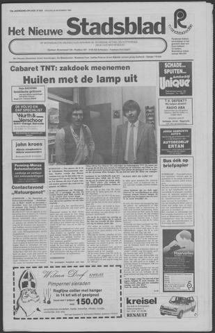 Het Nieuwe Stadsblad 1980-11-28