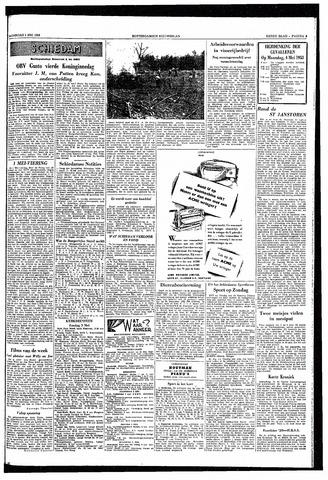 Rotterdamsch Nieuwsblad / Schiedamsche Courant / Rotterdams Dagblad / Waterweg / Algemeen Dagblad 1953-05-02