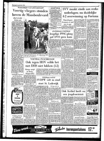 Rotterdamsch Parool / De Schiedammer 1961-09-25