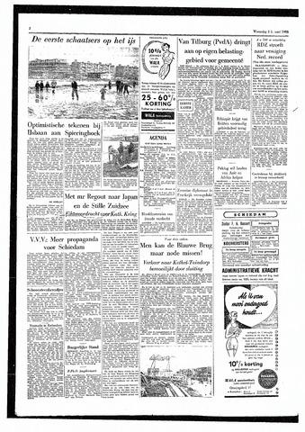 Rotterdamsch Parool / De Schiedammer 1955-01-05