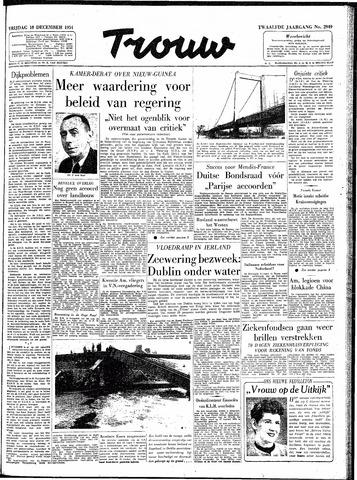 Trouw / De Rotterdammer 1954-12-10