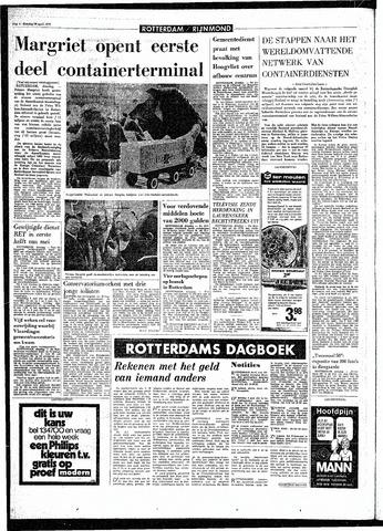 Rotterdamsch Parool / De Schiedammer 1970-04-28
