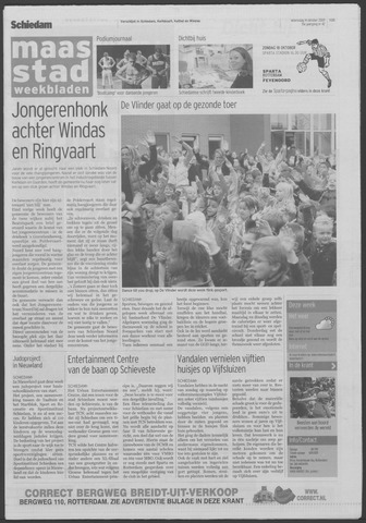 Maaspost / Maasstad / Maasstad Pers 2009-10-14