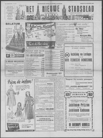 Het Nieuwe Stadsblad 1953-08-28