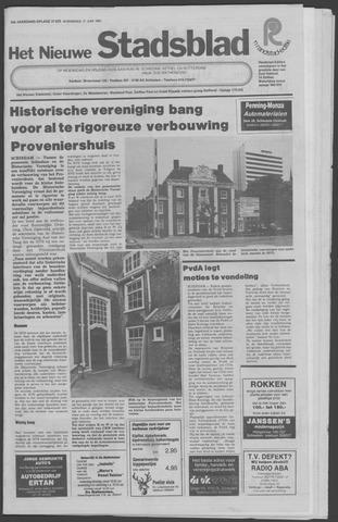 Het Nieuwe Stadsblad 1981-06-17