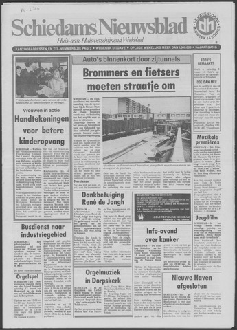 Schiedams Nieuwsblad 1984-03-14