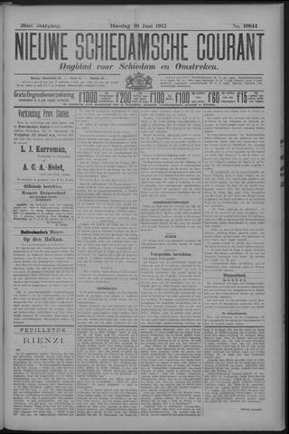 Nieuwe Schiedamsche Courant 1913-06-10
