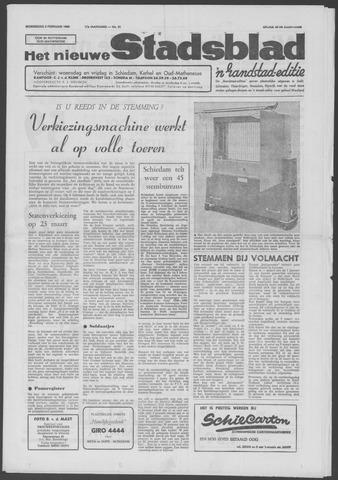 Het Nieuwe Stadsblad 1966-02-02