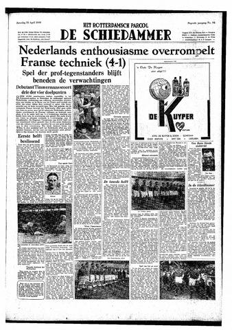 Rotterdamsch Parool / De Schiedammer 1949-04-23