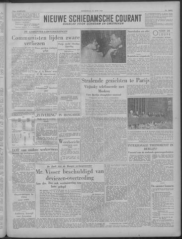 Nieuwe Schiedamsche Courant 1949-06-16