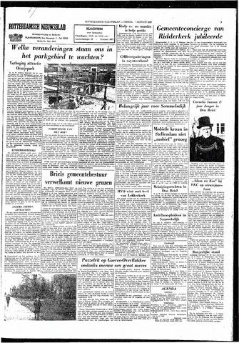 Rotterdamsch Nieuwsblad / Schiedamsche Courant / Rotterdams Dagblad / Waterweg / Algemeen Dagblad 1965-01-05