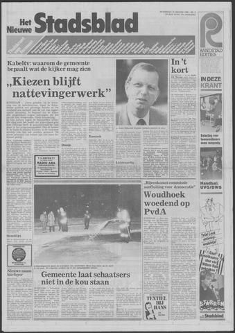 Het Nieuwe Stadsblad 1985-01-16