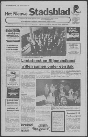 Het Nieuwe Stadsblad 1981-01-09