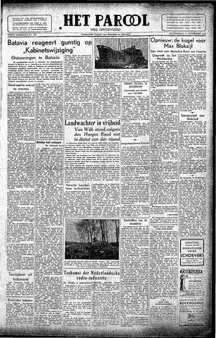 Rotterdamsch Parool / De Schiedammer 1945-11-15