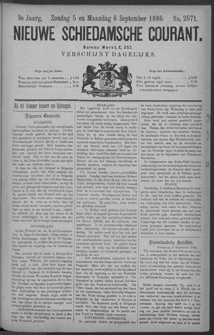 Nieuwe Schiedamsche Courant 1886-09-06