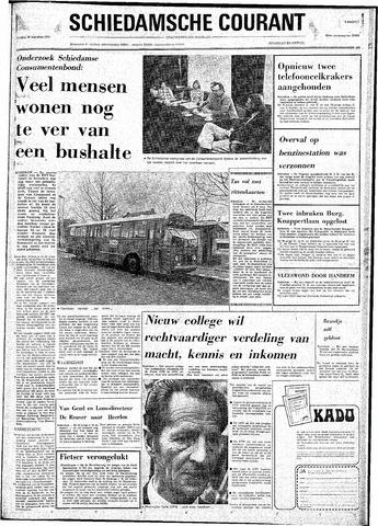 Rotterdamsch Nieuwsblad / Schiedamsche Courant / Rotterdams Dagblad / Waterweg / Algemeen Dagblad 1974-08-30