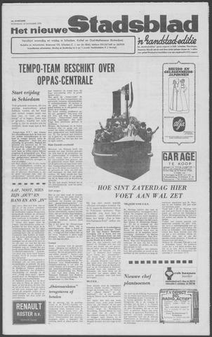 Het Nieuwe Stadsblad 1970-11-18