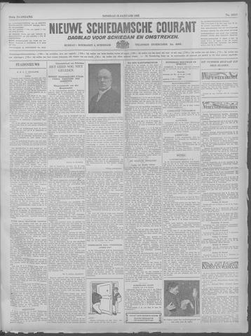 Nieuwe Schiedamsche Courant 1933-01-10