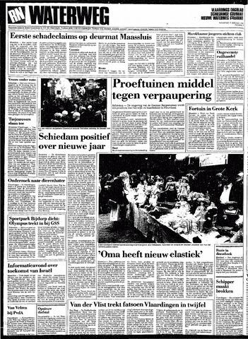 Rotterdamsch Nieuwsblad / Schiedamsche Courant / Rotterdams Dagblad / Waterweg / Algemeen Dagblad 1991-01-07
