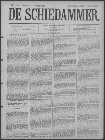 De Schiedammer 1890-07-26