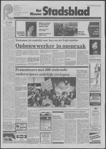 Het Nieuwe Stadsblad 1982-11-19