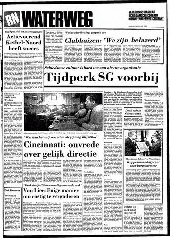 Rotterdamsch Nieuwsblad / Schiedamsche Courant / Rotterdams Dagblad / Waterweg / Algemeen Dagblad 1983-01-18