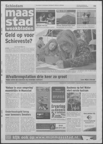 Maaspost / Maasstad / Maasstad Pers 2008-10-08