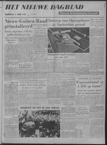 Nieuwe Schiedamsche Courant 1961-04-05