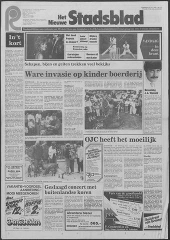 Het Nieuwe Stadsblad 1983-07-06