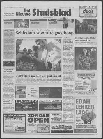 Het Nieuwe Stadsblad 2004-09-29