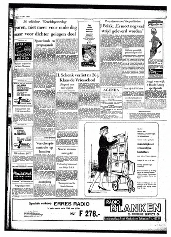 Rotterdamsch Parool / De Schiedammer 1962-10-26