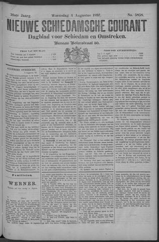 Nieuwe Schiedamsche Courant 1897-08-04