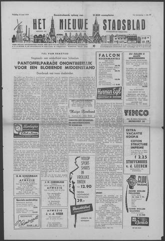 Het Nieuwe Stadsblad 1959-06-12