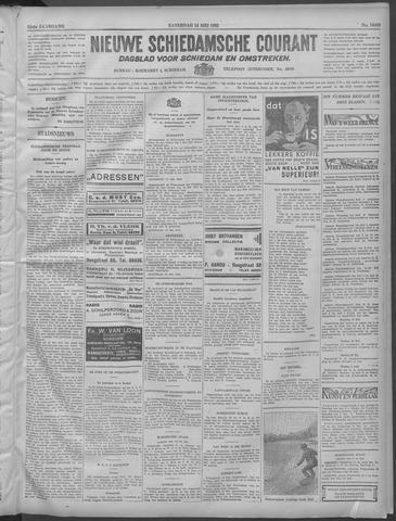 Nieuwe Schiedamsche Courant 1932-05-14