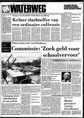 Rotterdamsch Nieuwsblad / Schiedamsche Courant / Rotterdams Dagblad / Waterweg / Algemeen Dagblad 1983-05-10