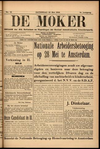De Moker 1908-05-23