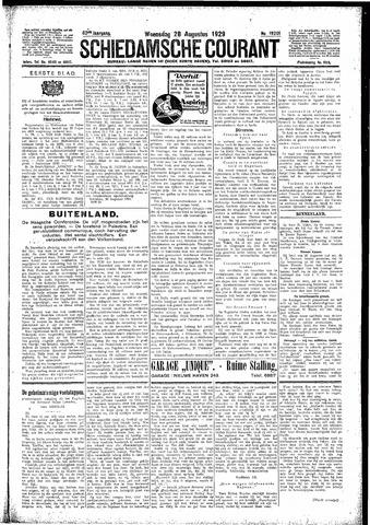 Schiedamsche Courant 1929-08-28