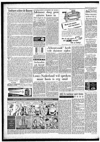 Rotterdamsch Parool / De Schiedammer 1957-12-21