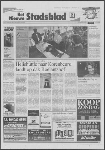 Het Nieuwe Stadsblad 2000-03-30